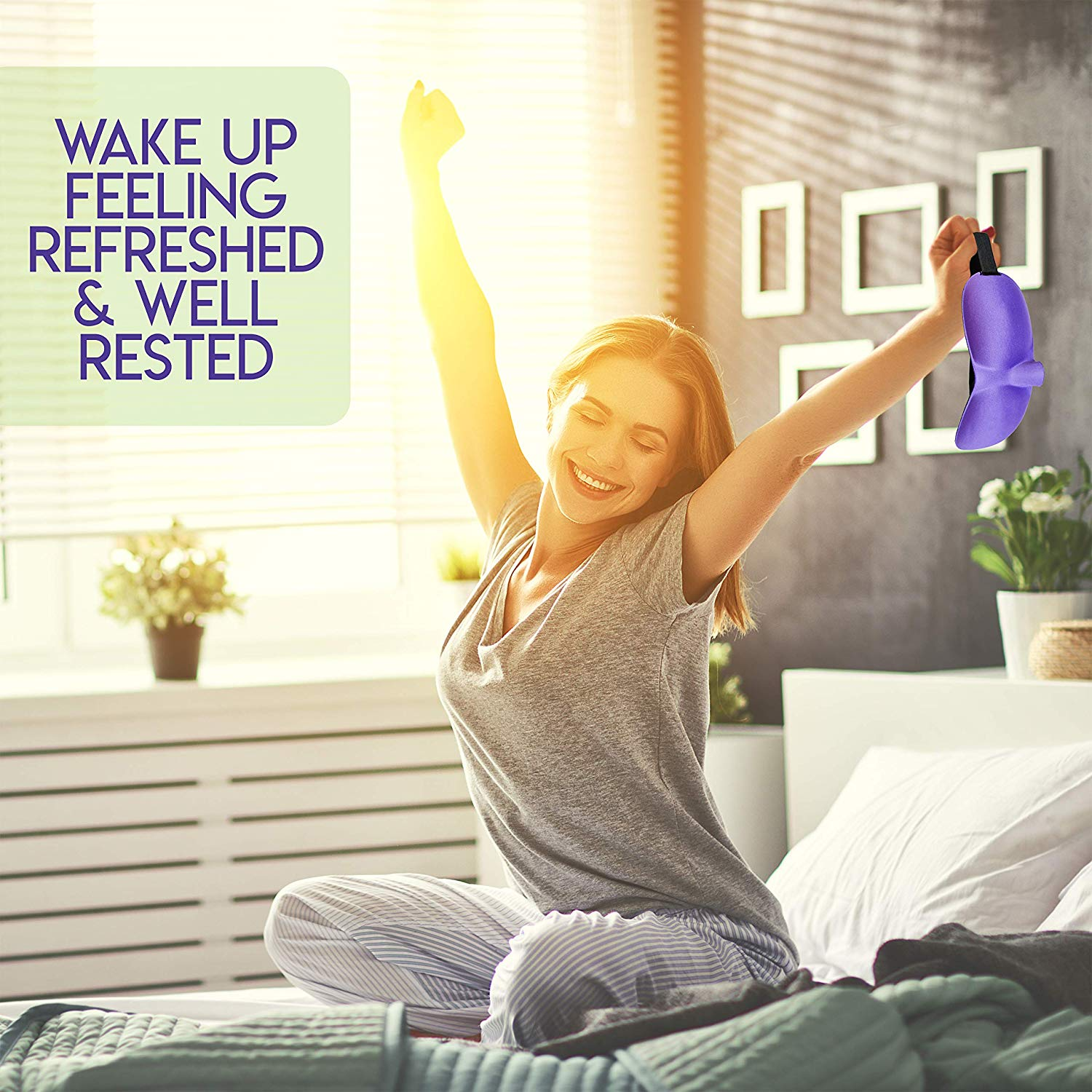 No More Tired Mornings - Healthy Happy - Health.com